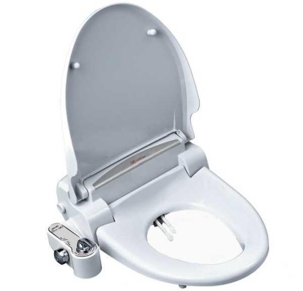 Dusche Offen Kalt : Dusch-WC, Bidet Handbrause ohne Strom