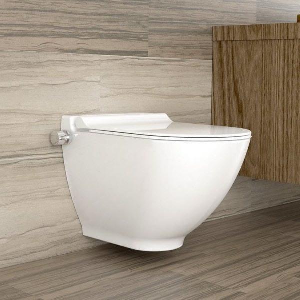 temtasi wc toilette mit bidet kombination. Black Bedroom Furniture Sets. Home Design Ideas
