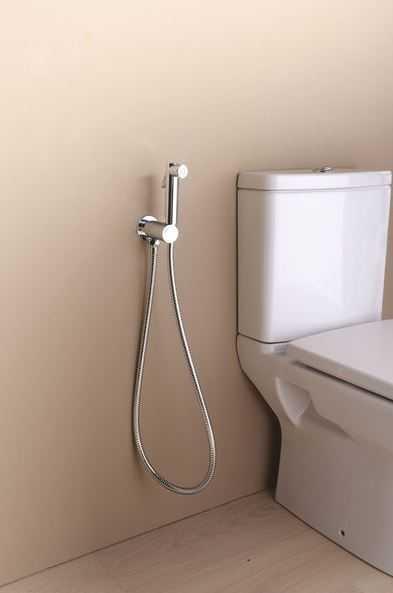 Wc Dusche Nachrüsten dusch wc bidet handbrause ohne strom
